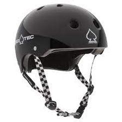 PRO TEC Classic Skate Helmet Checker Strap