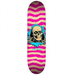 Powell Peralta Ripper Deck Natural Pink 8.5