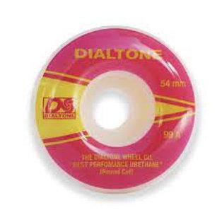 Dial Tone Atlantic Red Wheel 54mm 99a