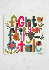 Fairytale~Vinyl Sticker
