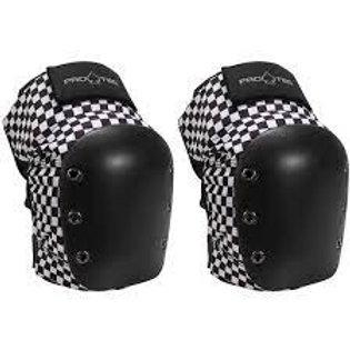 PRO TEC Street Knee Pad Set Checker