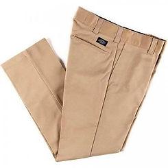 Dickies Slim Fit Flex Straight Leg Work Pants Desert Sand