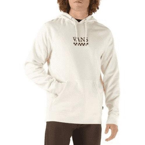 Vans Versa Standard Fleece PO Hoodie Antique White