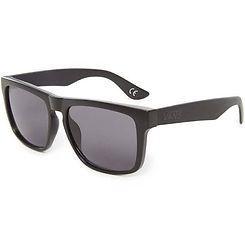 Vans Squared Off Sunglasses Black Black