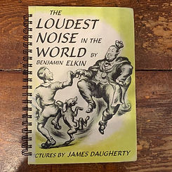 Attic Journals The Loudest Noise in the World