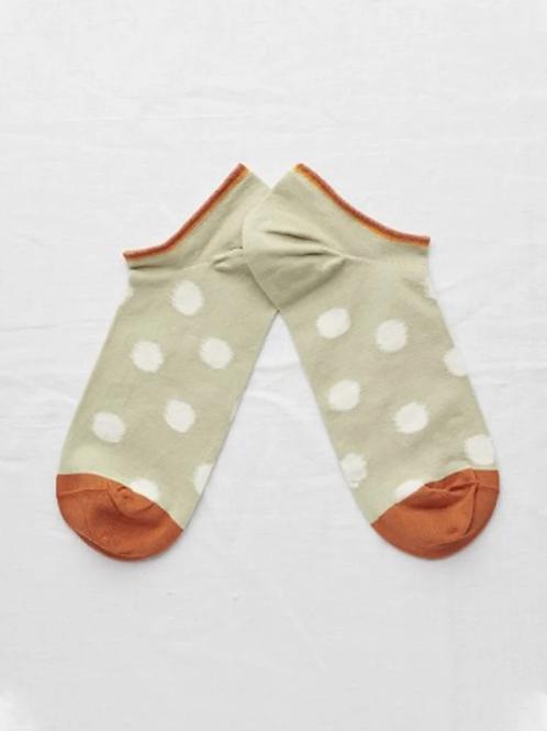 Bonne Maison Ankle Sock Sage
