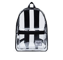 Herschel Supply Co. Classic XL Black-Clear