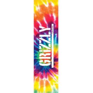 Grizzly Tie Dye Grip Tape