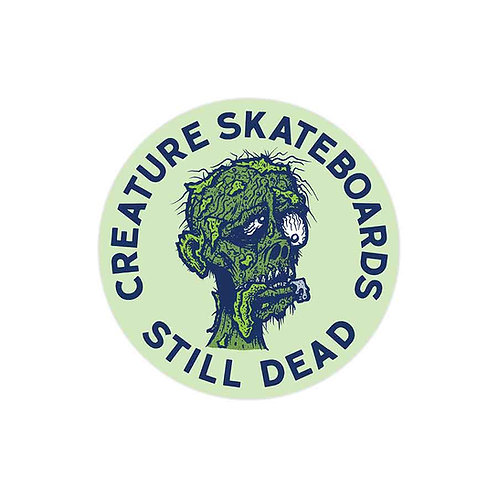 Creature Return of the Fiend Sticker