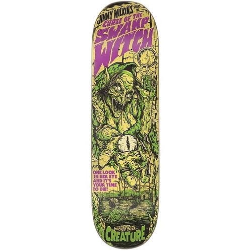 Creature Wilkins Wicked Tales 8.8 Deck