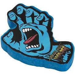Santa Cruz Screaming Hand Wax