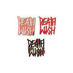 Deathwish Deathstack Summer Assorted Sticker