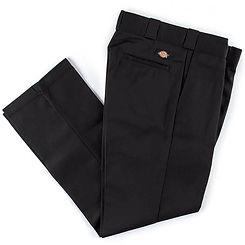 Dickies Regular Straight Leg Work Pants Black