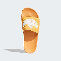Adidas Shmoofoil Slides Hazy Orange
