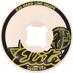 OJ Elite Hardline 53mm 99a