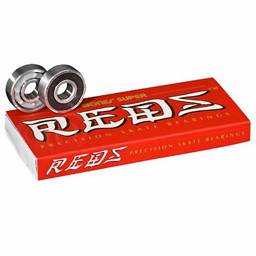 Bones® Super REDS® Skateboard Bearings