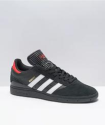 Adidas Busenitz Black/White/Red