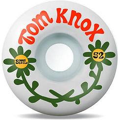 SML Wheels The Love Series Tom Knox V Cut 52mm 99a