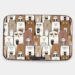 Cocoa Cats Armored Wallet