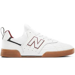 New Balance Numeric 288S White Gum
