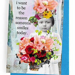 Erin Smith Greeting I Want To Be The Reason....