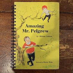 Attic Journals Amazing Mr. Pelgrew