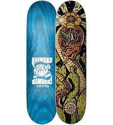 Element Timber Snake 8.5 Deck