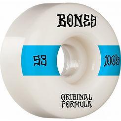 Bones 100's V4 53mm Wide