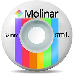 SML Wheels Classics Series Raymond Molinar OG Wide 52mm 99a