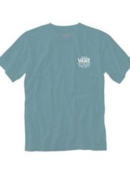 Vans Holder Street ll T-Shirt Cameo Blue