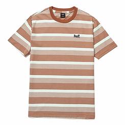 Huf Berkley Stripe Short Sleeve Mint