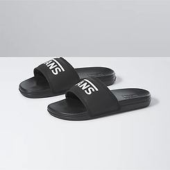 Vans La Costa Slide-On Black