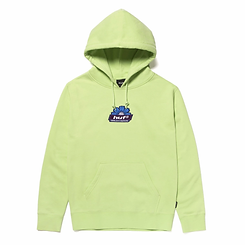 Huf 100% Pure Pullover Hoodie Lime