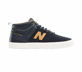 New Balance Numeric 379 Mid Navy/Gold Sour Solution