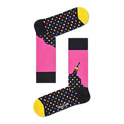 Happy Socks Paint Pink