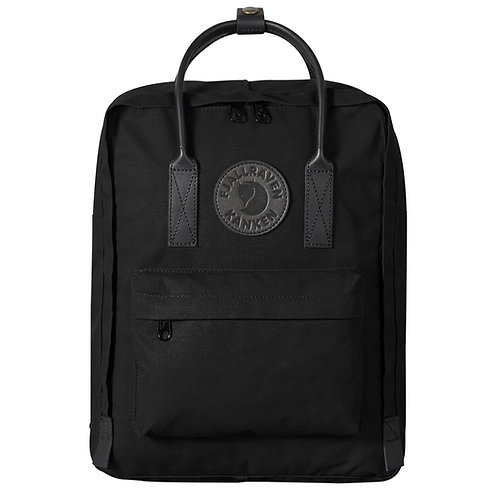 Fjallraven Kanken No. 2 Black/Black