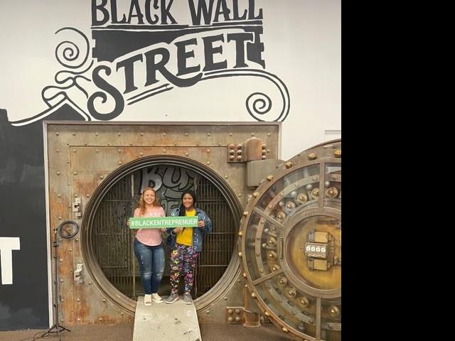 Black Wall Street Vault (Shreveport)
