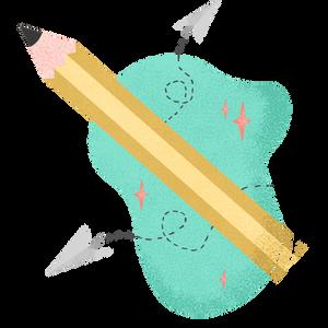 exam pencil