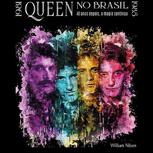 """Livro """"Queen no Brasil"""" 40 anos depois, a magia continua"""