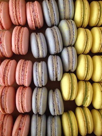 ✨When your macarons turn out like this..