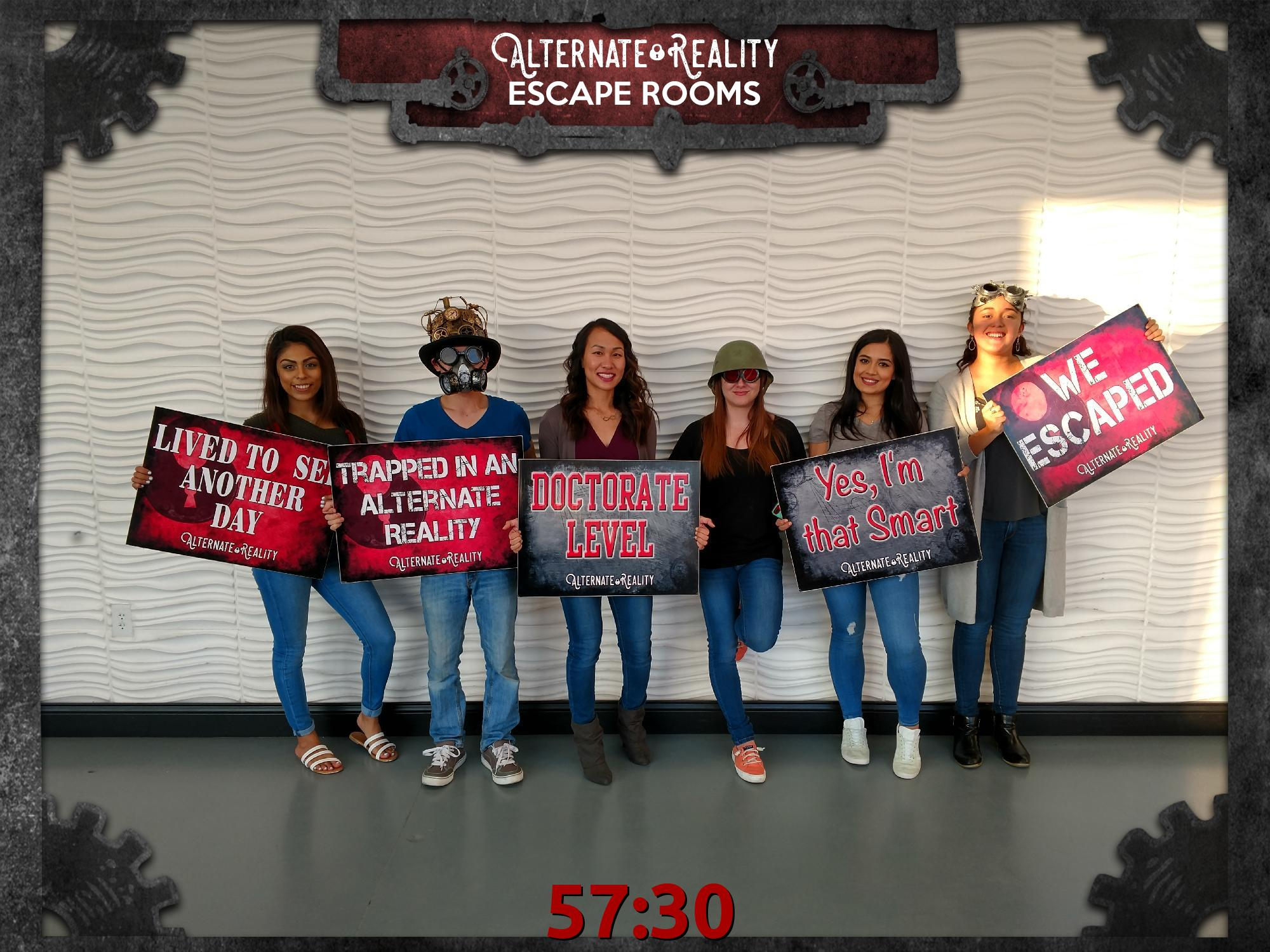 Clarity Escape Room