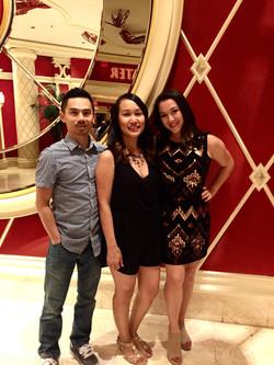 Clarity in Vegas