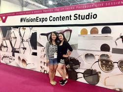 #VisionExpo in Vegas