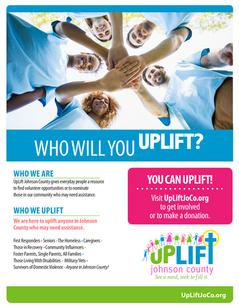 UpLift Johnson County Flyer