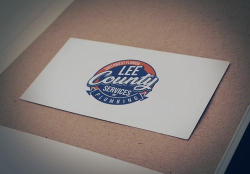 Lee County Plumbing Logo