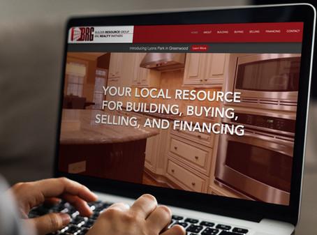 Builder Resource Group Website