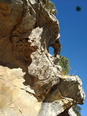 Naturaleza y erosión.