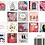 Thumbnail: Ik lief jou (zo lief) -  16 Kaarten + Enveloppen