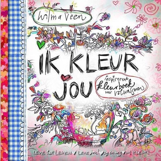 Ik Kleur Jou - Boek
