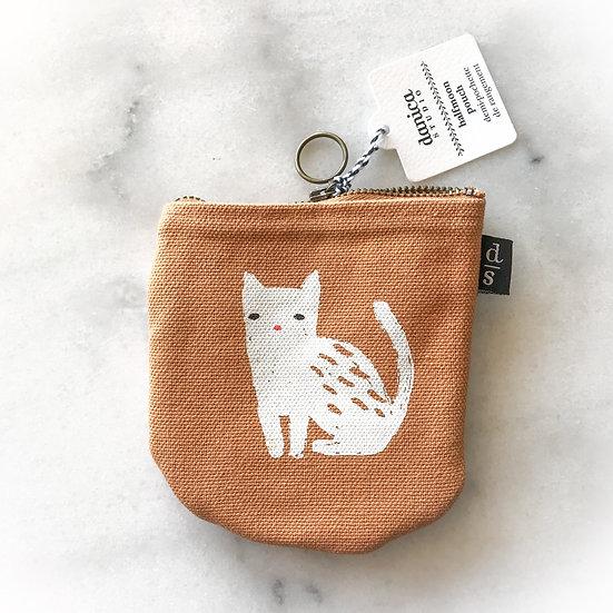 Danica Studio Halfmoon Pouch Cat